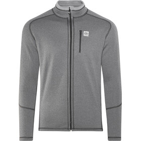66° North Grettir Chaqueta Hombre, lavic grey/black